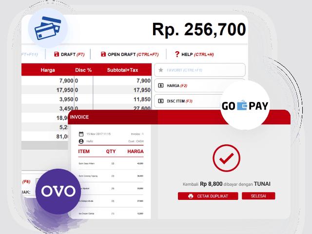 per payment pembayaran