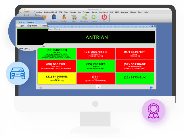 Plugin Fitur Fleksibel - Software Akuntansi