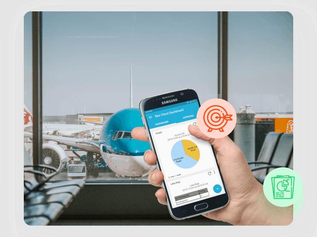 Software Akuntansi Online Beecloud Dashboard Kontrol Bisnis Darimanapun