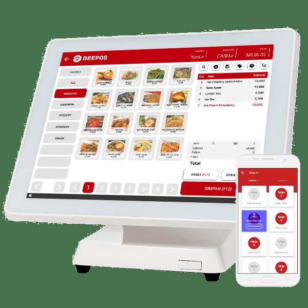 Gambar Beepos Resto Waiter Order