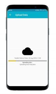 Screenshot SO Mobile Sinkron Data