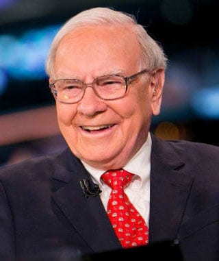 Gambar Warren Buffer Berkshire Hathaway Bee Financial Analysis