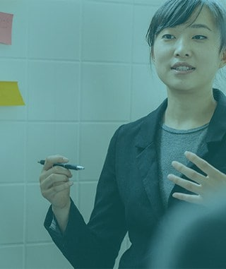 Ilustrasi Digital Marketing Manager Profit Booster