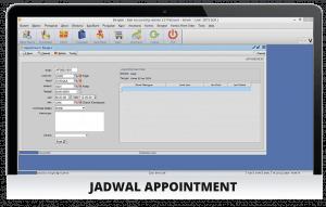 Software Bengkel Appointment Jadwal Gambar