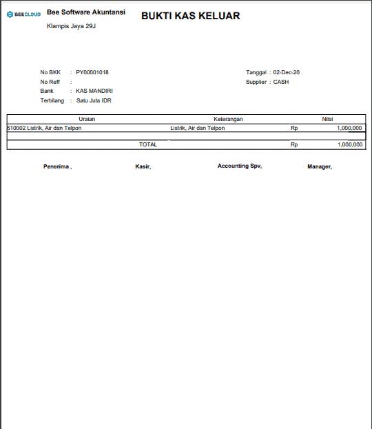 13. Invoice Pembayaran A4